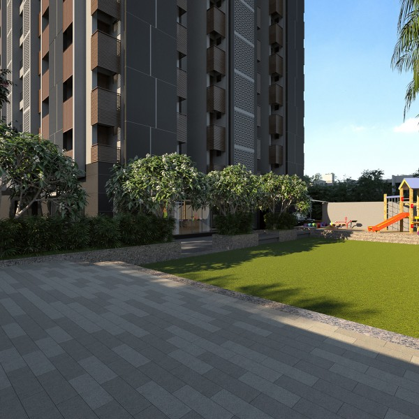 Affordable 2 BHK Flats in South Bopal