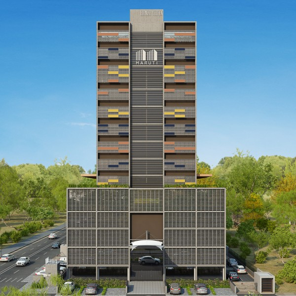 Upcoming Commercial Project Elnaza Vertex SG Highway