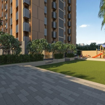 3BHK Affordable Flat in Bopal