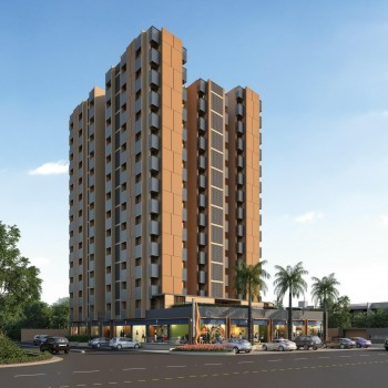 3BHK Apartments in Bopal