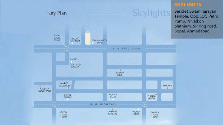 skylights_keyplan
